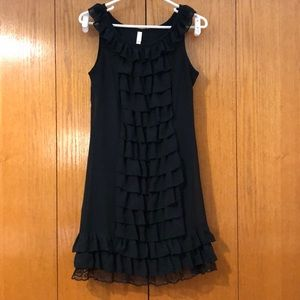 Cute black Xhilaration tank top dress, sz M